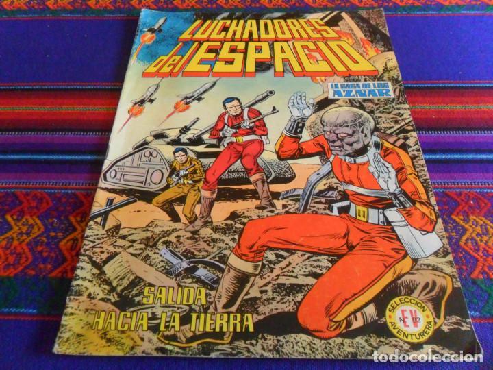 Tebeos: LUCHADORES DEL ESPACIO LA SAGA DE LOS AZNAR 2 5 16. SELECCIÓN AVENTURERA 60 66 92. VALENCIANA 1978 - Foto 2 - 217122975