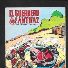 Tebeos: EL GUERRERO DEL ANTIFAZ, LA LUMINARIAS DE LA VICTORIA, NUMERO 242, EDITORIAL VALENCIANA.. Lote 220752756