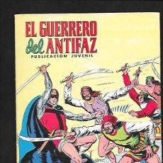 Tebeos: EL GUERRERO DEL ANTIFAZ, AMENAZA SINIESTRA, NUMERO 236, EDITORIAL VALENCIANA.. Lote 220754240