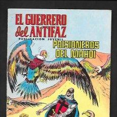 Tebeos: EL GUERRERO DEL ANTIFAZ, PRISIONEROS DEL MAHDI, NUMERO 236, EDITORIAL VALENCIANA.. Lote 220754583
