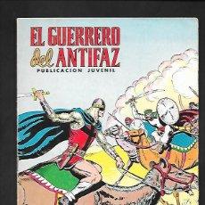 Tebeos: EL GUERRERO DEL ANTIFAZ, LOS BANDIDOS DEL DESIERTO, NUMERO 232, EDITORIAL VALENCIANA.. Lote 220754937