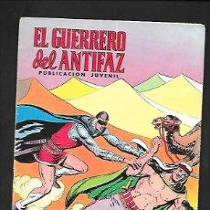 Tebeos: EL GUERRERO DEL ANTIFAZ, AL SUR DE TOMBUCTU, NUMERO 227, EDITORIAL VALENCIANA.. Lote 220755505