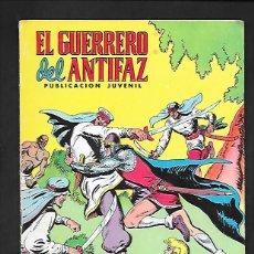 Tebeos: EL GUERRERO DEL ANTIFAZ, EL ASALTO DE LOS ESCLAVOS, NUMERO 226, EDITORIAL VALENCIANA.. Lote 220755646