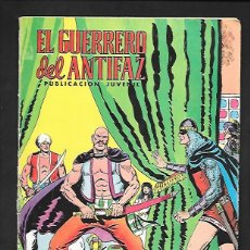 Tebeos: EL GUERRERO DEL ANTIFAZ, LOS TIBURONES, NUMERO 223, EDITORIAL VALENCIANA.. Lote 220756080