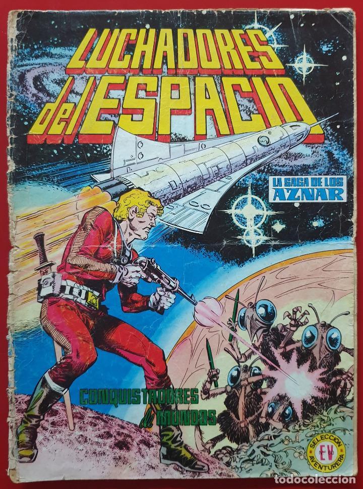 LUCHADORES DEL ESPACIO #2 (VALENCIANA, 1978) (Tebeos y Comics - Valenciana - Selección Aventurera)