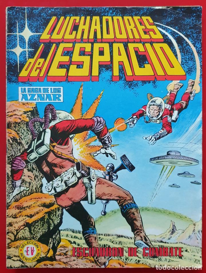 LUCHADORES DEL ESPACIO #10 (VALENCIANA, 1978) (Tebeos y Comics - Valenciana - Selección Aventurera)