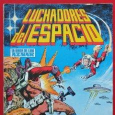 Tebeos: LUCHADORES DEL ESPACIO #10 (VALENCIANA, 1978). Lote 220758707