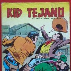Tebeos: KID TEJANO #30 (VALENCIANA, 1979). Lote 220759135