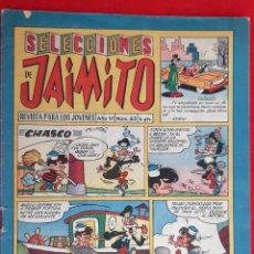 Tebeos: ANTIGUO SELECCIONES DE JAIMITO Nº 63 ORIGINAL CT3. Lote 220768882