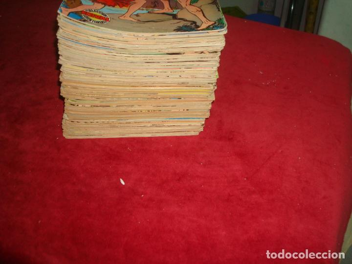 Tebeos: purk el hombre de piedra completa 144 numeros - Foto 2 - 220791762
