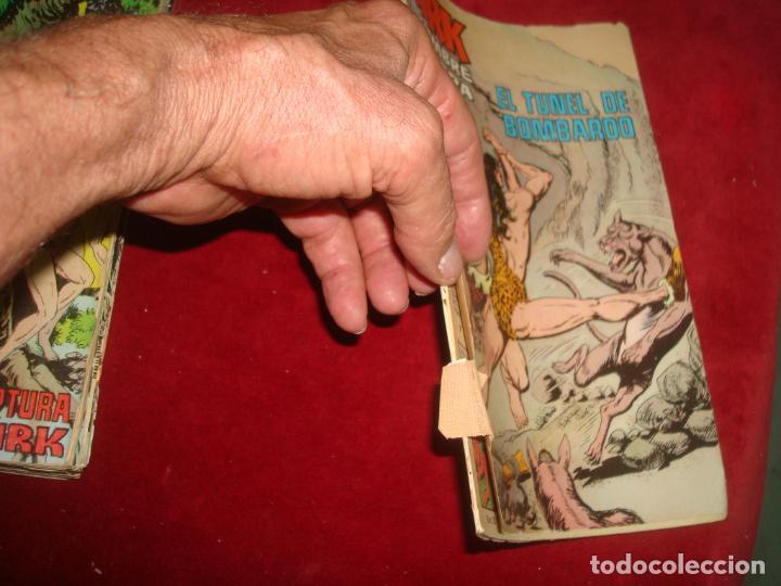 Tebeos: purk el hombre de piedra completa 144 numeros - Foto 5 - 220791762