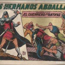 Tebeos: LOS HERMANOS ABDALLAH - Nº 114- AÑO 1943 - VALENCIANA. Lote 220833692