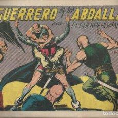 Tebeos: EL GUERRERO Y LOS ABDALLAH - Nº 116 - AÑO 1943 - VALENCIANA. Lote 220834412
