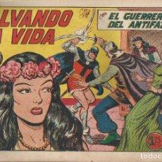Tebeos: SALVANDO LA VIDA - Nº 214 - AÑO 1943 - VALENCIANA. Lote 220839483