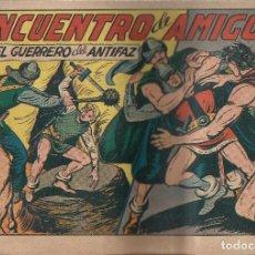 Tebeos: ENCUENTRO DE AMIGOS - Nº 205 - AÑO 1943 - VALENCIANA. Lote 220839841