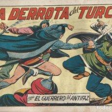 Tebeos: LA DERROTA DEL TURCO - Nº 162 - AÑO 1943 - VALENCIANA. Lote 220842535