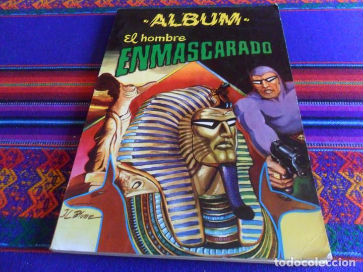 ALBUM EL HOMBRE ENMASCARADO TOMO 3. REGALO COLOSOS DEL COMIC 227 EL HOMBRE ENMASCARADO 35 (Tebeos y Comics - Valenciana - Colosos del Comic)