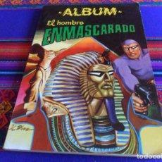 Tebeos: ALBUM EL HOMBRE ENMASCARADO TOMO 3. REGALO COLOSOS DEL COMIC 227 EL HOMBRE ENMASCARADO 35. Lote 30251978