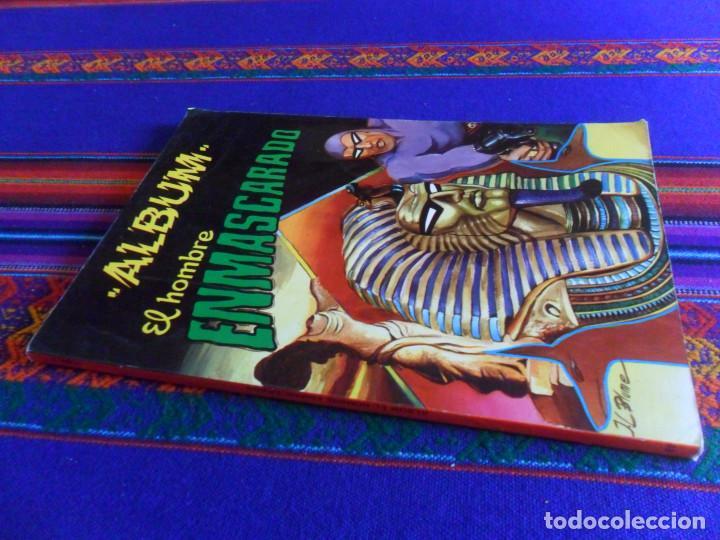 Tebeos: ALBUM EL HOMBRE ENMASCARADO TOMO 3. REGALO COLOSOS DEL COMIC 227 EL HOMBRE ENMASCARADO 35 - Foto 2 - 30251978