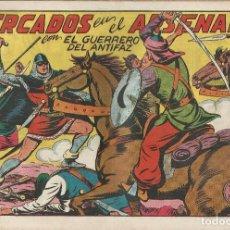 Tebeos: CERCADOS EN EL ARSENAL Nº 157 - A.1943 VALENCIANA. Lote 220853130
