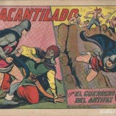 Tebeos: EL ACANTILADO Nº 182 - A.1943 - VALENCIANA. Lote 220853778
