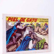 Tebeos: EL ESPADACHIN ENMASCARADO 2ª EDICIÓN 68. PIEL DE GATO (QUESADA / GAGO) VALENCIANA, 1982. OFRT. Lote 220917268