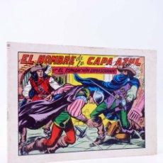 Tebeos: EL ESPADACHIN ENMASCARADO 2ª EDICIÓN 57. EL HOMBRE DE LA CAPA AZUL (QUESADA / GAGO) 1982. OFRT. Lote 220917290