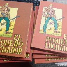 Tebeos: EL PEQUEÑO LUCHADOR / COMPLETA 87 NÚMEROS / VALENCIANA 1977. Lote 220925512
