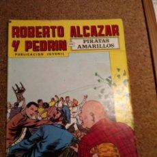 Tebeos: COMIC DE ROBERTO ALCAZAR Y PEDRIN EN PIRATAS AMARILLOS Nº 171. Lote 221126681
