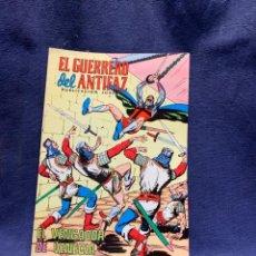 Livros de Banda Desenhada: EL GUERRERO DEL ANTIFAZ Nº198 EL VENGADOR DE VENECIA PUBLICACION JUVENIL ED EDIVAL 1976 VALENCIA. Lote 221140486
