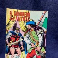 Livros de Banda Desenhada: EL GUERRERO DEL ANTIFAZ Nº190 LA VICTORIA DEL FUEGO PUBLICACION JUVENIL ED EDIVAL 1976 VALENCIA. Lote 221142991