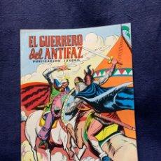 Tebeos: EL GUERRERO DEL ANTIFAZ Nº191 EL ROSTRO DEL KAN DE KANES PUBLICACION JUVENIL ED EDIVAL 1976 VALENCIA. Lote 221143223