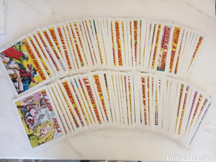 Tebeos: Colección completa de El espadachín enmascarado - Foto 4 - 221339790