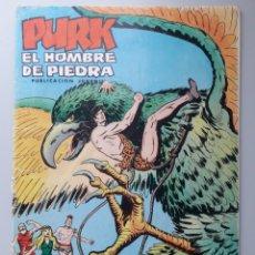 Tebeos: TEBEO PURK EL HOMBRE DE PIEDRA N 83 LA PIEL DE GUERRA VALENCIANA. Lote 221363198
