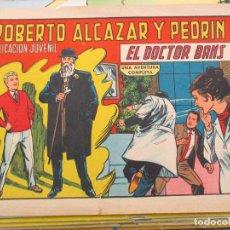 Tebeos: ROBERTO ALCAZAR Y PEDRIN EL DOCTOR BANS NUMERO 812. Lote 221401146