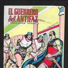 Tebeos: EL GUERRERO DEL ANTIFAZ, LA CIUDAD CAUTIVA, NUMERO 201, EDITORIAL VALENCIANA.. Lote 221480772