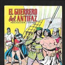 Tebeos: EL GUERRERO DEL ANTIFAZ, EL LOBO DEL MAR, NUMERO 199, EDITORIAL VALENCIANA.. Lote 221481240