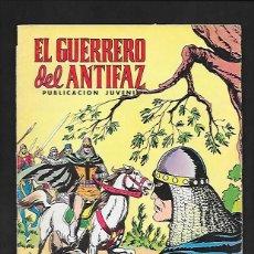 Tebeos: EL GUERRERO DEL ANTIFAZ, TIERRA ESPAÑOLA, NUMERO 210, EDITORIAL VALENCIANA.. Lote 221488483