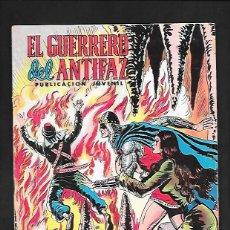Tebeos: EL GUERRERO DEL ANTIFAZ, LA SALIDA SECRETA, NUMERO 188, EDITORIAL VALENCIANA.. Lote 221490007