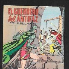 Tebeos: EL GUERRERO DEL ANTIFAZ, ALI KAN PRISIONERO, NUMERO 141, EDITORIAL VALENCIANA.. Lote 221493257