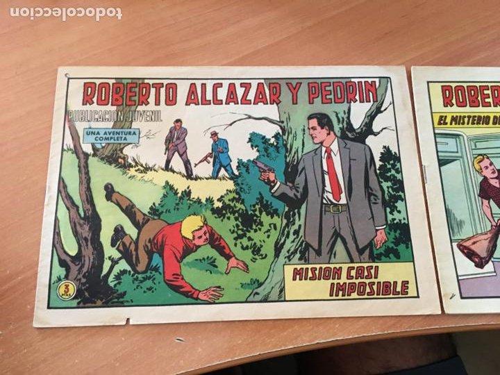 Tebeos: ROBERTO ALCAZAR Y PEDRIN LOTE Nº 755, 758, 1064 (ED, VALENCIANA) (COIB146) - Foto 2 - 221512210