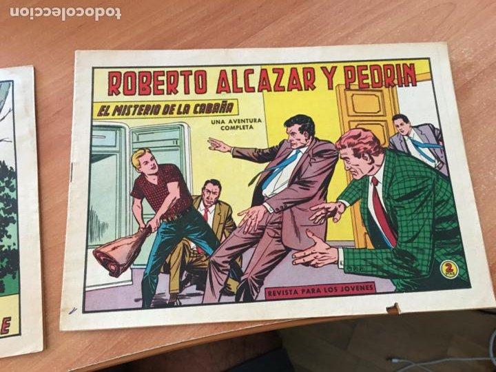 Tebeos: ROBERTO ALCAZAR Y PEDRIN LOTE Nº 755, 758, 1064 (ED, VALENCIANA) (COIB146) - Foto 3 - 221512210