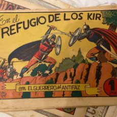 Tebeos: GUERRERO DEL ANTIFAZ Nº 37 BUEN ESTADO. Lote 221522355