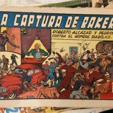 Tebeos: ROBERTO ALCAZAR Y PEDRIN Nº 105 HOMBRE DIABOLICO. Lote 221522850