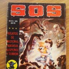 Tebeos: SOS Nº 27 (REVISTA PARA ADULTOS) VALENCIANA. Lote 221564762