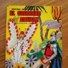 Tebeos: NUEVAS AVENTURAS DE EL GUERRERO DEL ANTIFAZ Nº 65 LA ISLA ENCANTADA (VALENCIANA). Lote 221566547