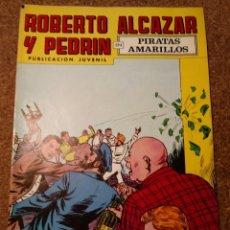 Tebeos: COMIC DE ROBERTO ALCAZAR Y PEDRIN EN PIRATAS AMARILLOS Nº 171. Lote 221581726