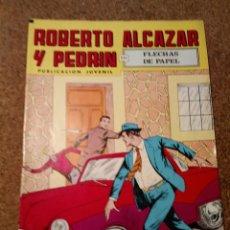 Tebeos: COMIC DE ROBERTO ALCAZAR Y PEDRIN EN FLECHAS DE PAPEL Nº 200. Lote 221582582
