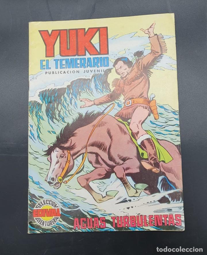 YUKI EL TEMERARIO. AGUAS TURBULENTAS (Tebeos y Comics - Valenciana - Otros)