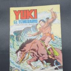 Tebeos: YUKI EL TEMERARIO. AGUAS TURBULENTAS. Lote 221650073